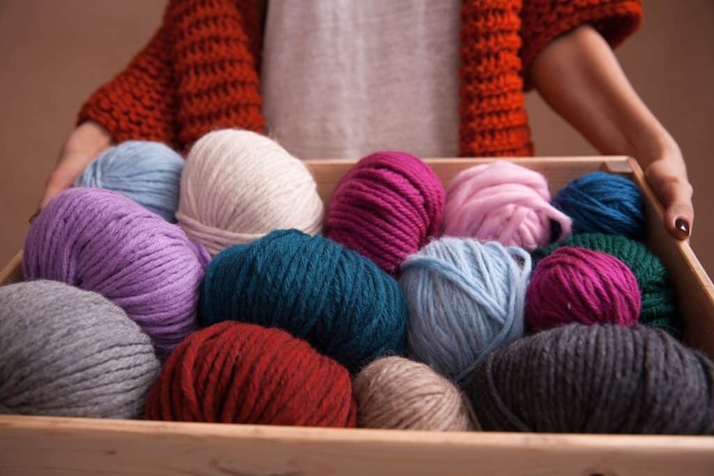 Want to start knitting but not sure what to start with? We've put together a list of knitting suplies for beginners and resources to get started!