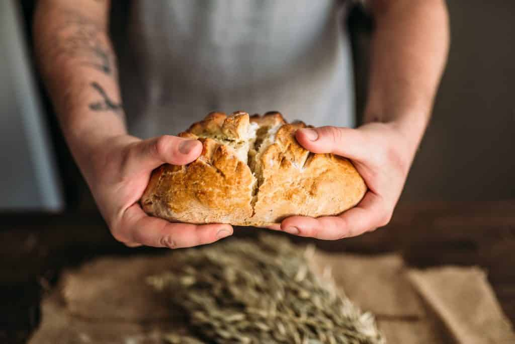 Flour, water, salt, and yeast—it's not quite as easy as it sounds! We'll help you make your first loaf of bread with these bread baking tips for beginners.