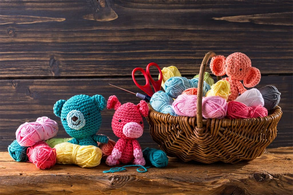 What is amigurumi? Learn how to start making these adorable crochet dolls and animals both for yourself and as unique gifts for friends an family!