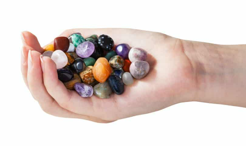 Rock tumbling is a great hobby for people who want to use stones in jewelry, decorations, or just want to appreciate how pretty they look!