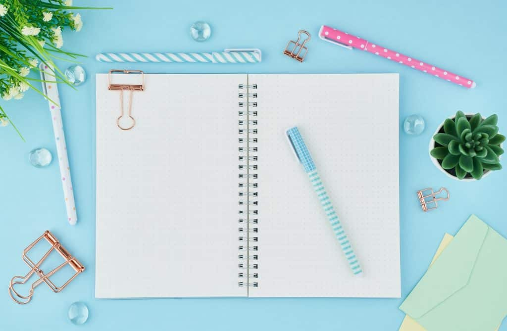 Interested in starting a bullet journal? Check out some of our favorite bullet journal supplies for your new journal!