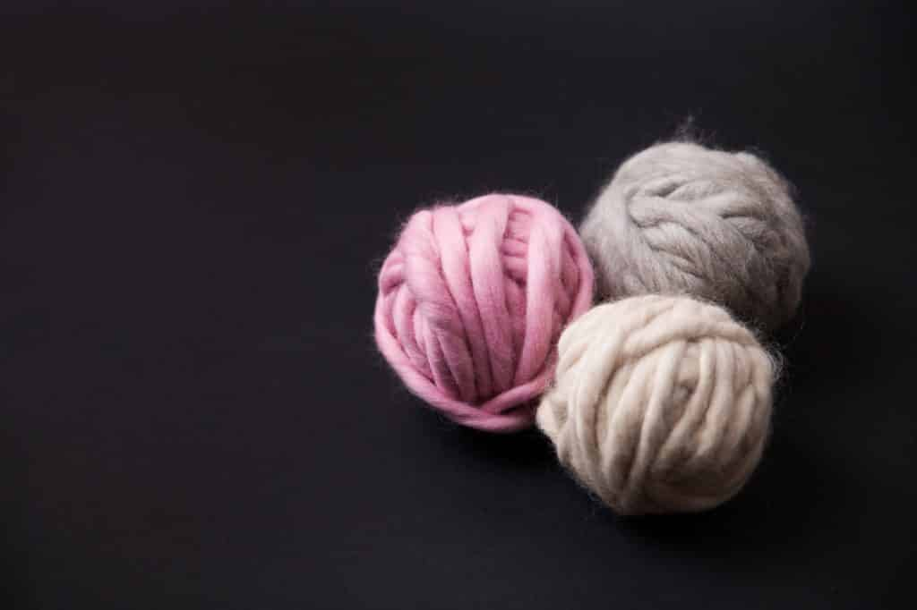 With cold weather just around the corner, now is a great time to start getting yarn for scarves and other winter favorites.