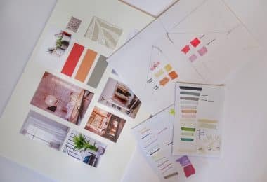 The first step in any interior design project: mood boards! In this post, we'll talk about how to make your interior design mood board.