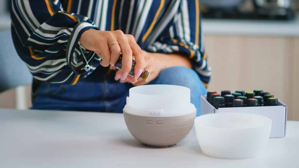 We all want to unwind after a long day at work. These relaxing essential oils are the perfect way to wind down!
