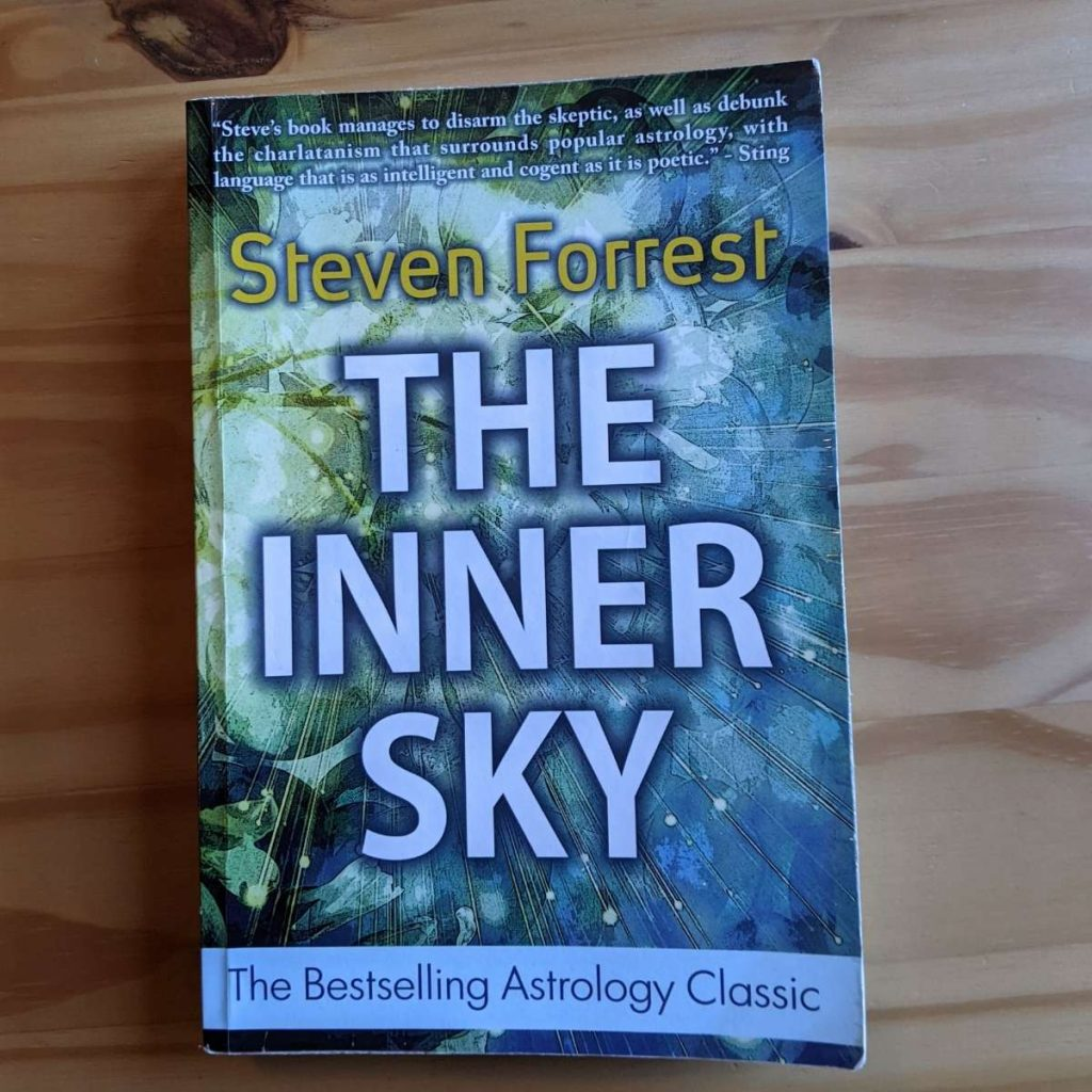 The Inner Sky by Steven Forrest - Here are some of the best resources for astrologers, whether you're just starting out or looking to explore another branch!