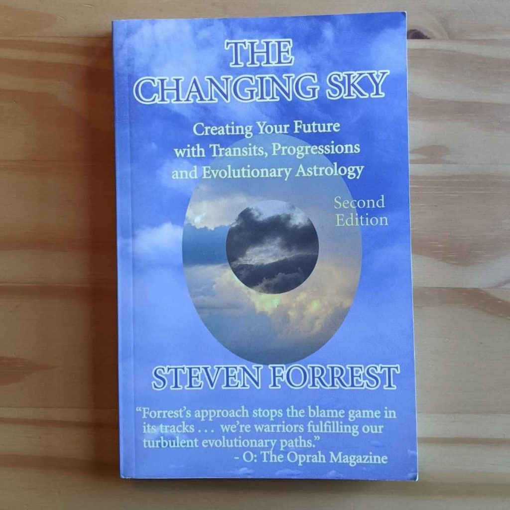 The Changing Sky by Steven Forrest - Here are some of the best resources for astrologers, whether you're just starting out or looking to explore another branch!