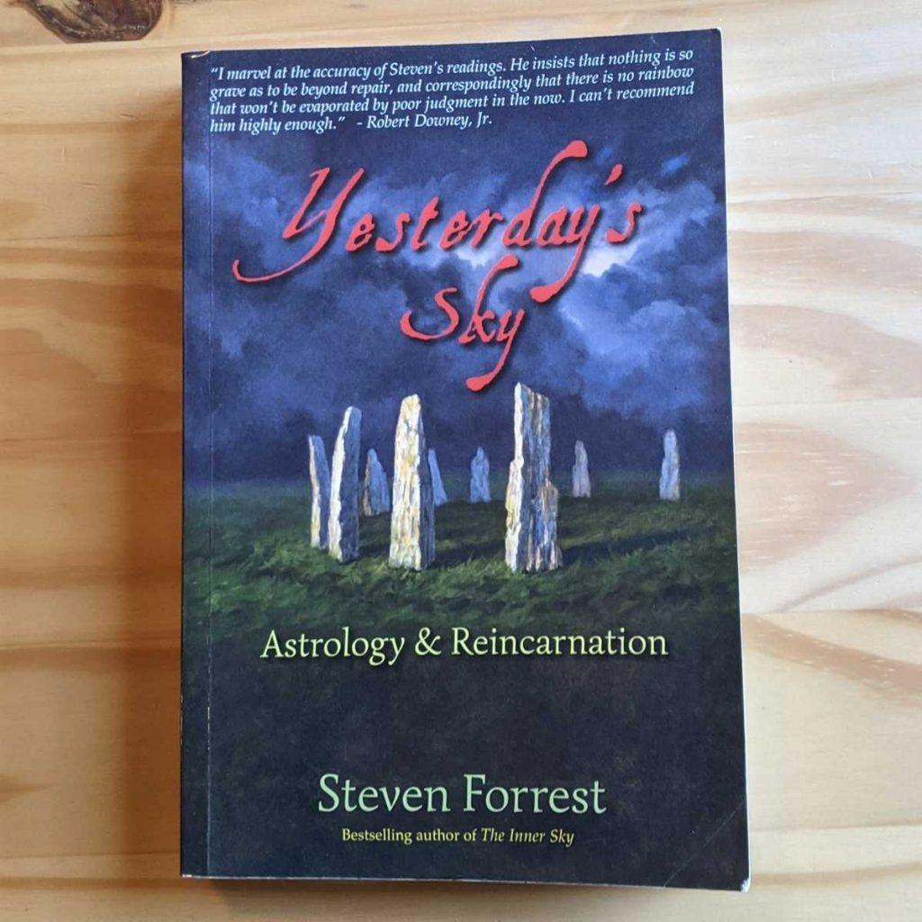 Yesterday's Sky by Steven Forrest